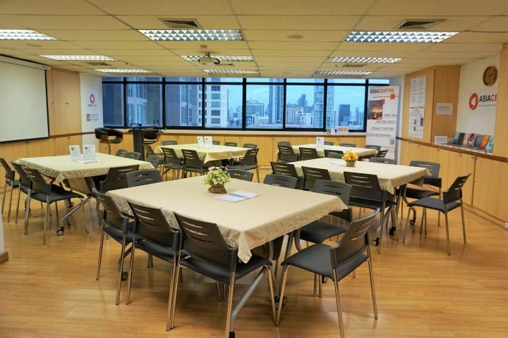 Asia Centre Meeting Room Bangkok for rent