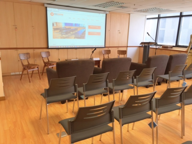 Asia Centre - Meeting Room - Discussion Room - Venue - Space Rental -Seminar Room -Training Room - Conference Room -Rental - For Rent
