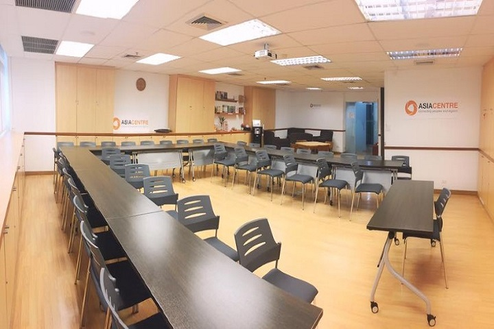 Asia Centre Meeting Room Bangkok for rent