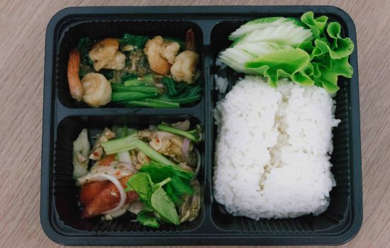 Lunch Box Menu Asia Centre Meeting Room Bangkok Thailand